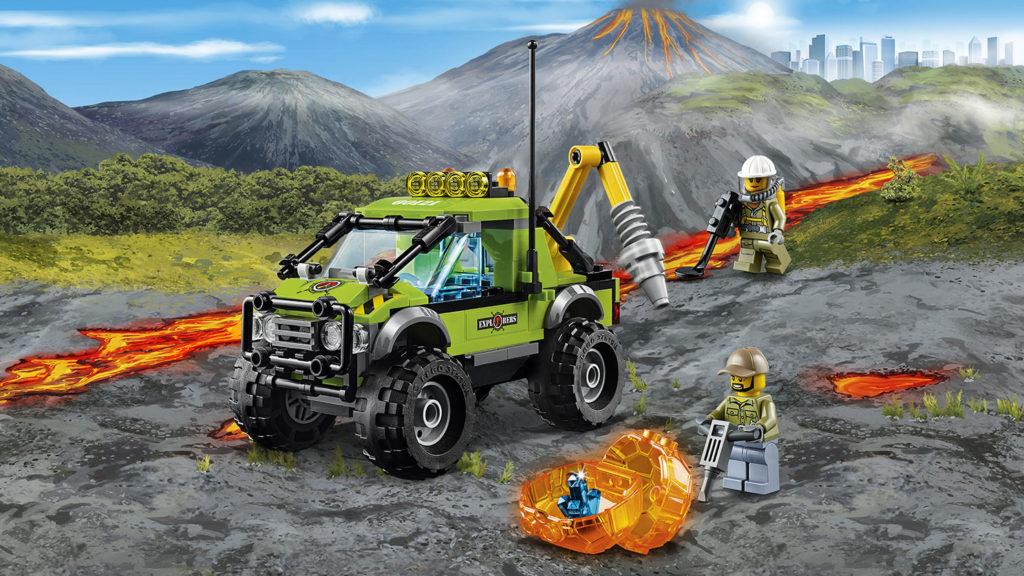 Исследователи вулканов
