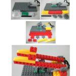 Лего инструкция Дракон