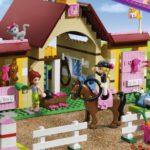 Конструктор Лего для девочек. Интересные серии!