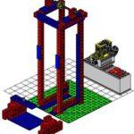 Лего лифт