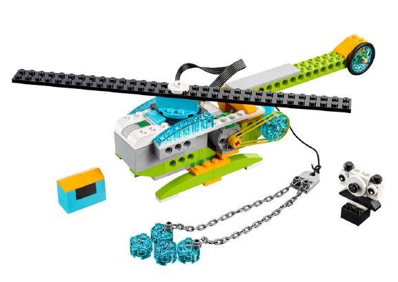 Лего Wedo 2.0 Проект «Спасательный десант»