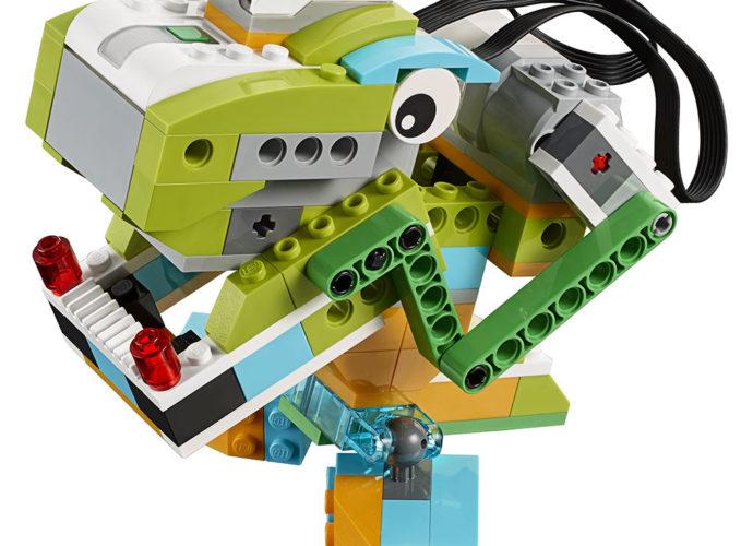 Лего WeDo 2.0 динозавр