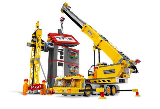 Серия конструкторы Лего - «Город»