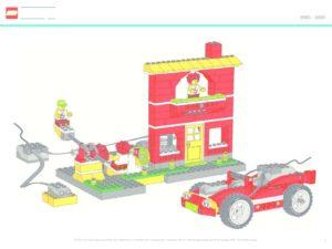 thumbnail of инструкция лего по сборке машины