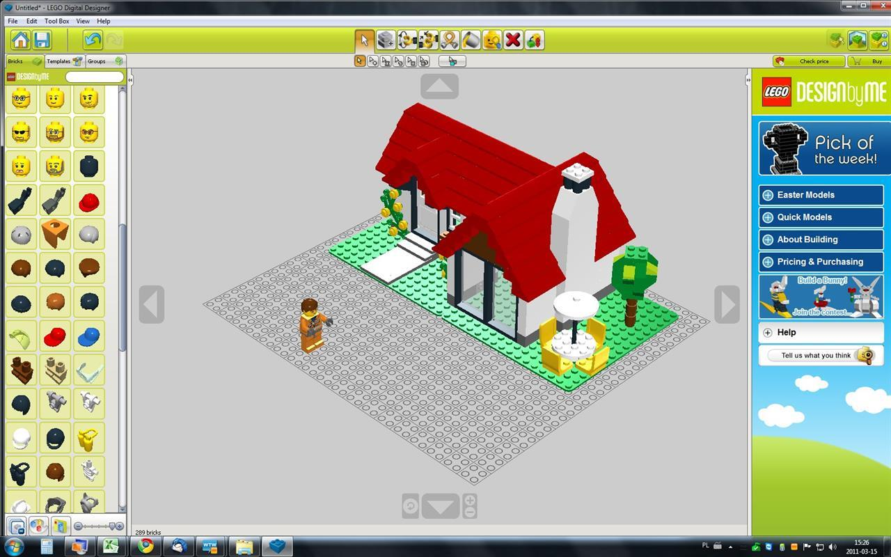 Download lego designer